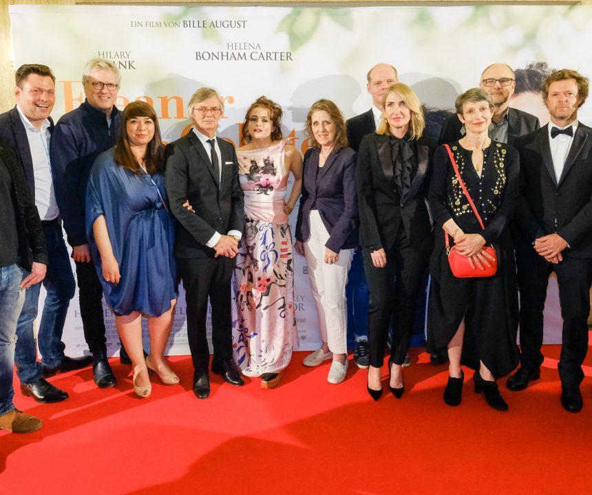 Premiere ELEANOR & COLETTE? am Donnerstag , 19. April 2018 in der Lichtburg Essen , Foto:  Stefan Arend