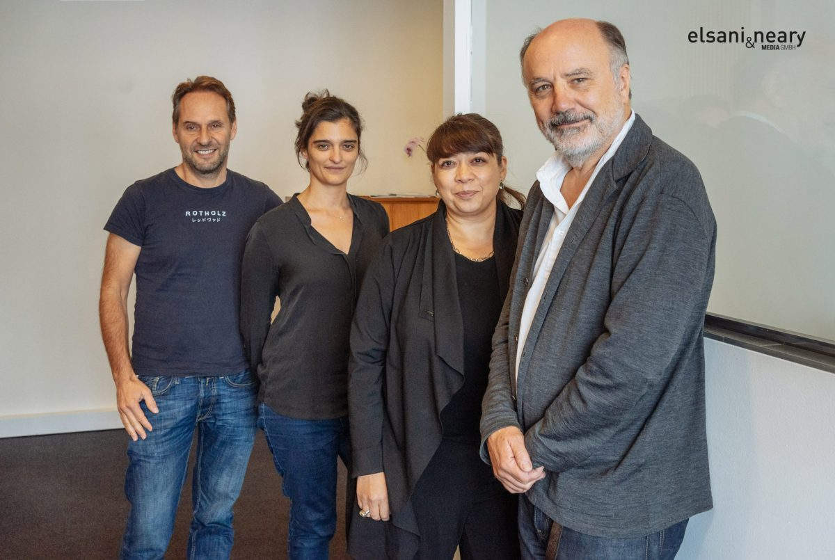 Writers Room - elsani & neary Media GmbH